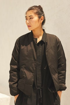 【CLASS 5 x GENE HEAVENS】COLLABORATION LIGHT DOWN JACKET