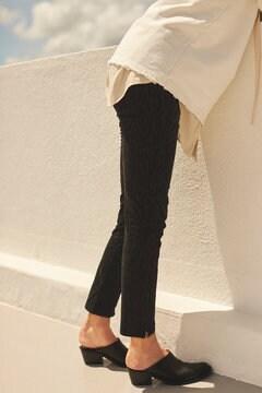 LEOPARD ZIP LEGGING PANTS