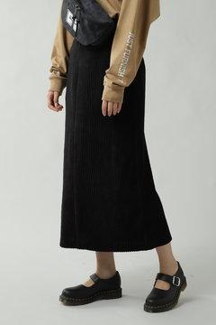 コーデュロイスカート