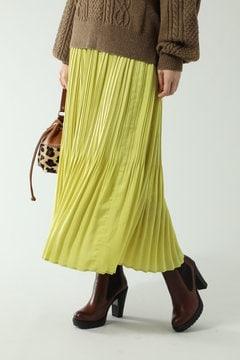 【先行予約 10月中旬-10月下旬入荷予定】プリーツロングスカート