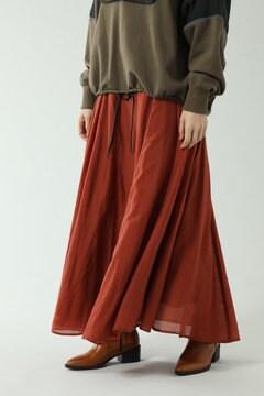 【先行予約 10月中旬-10月下旬入荷予定】シアースカート