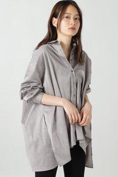アシメトリーシャツ