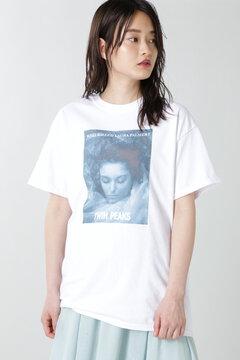 TWIN PEAKSプリントTシャツ