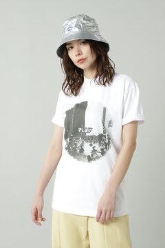 <ROSE BUD別注>フォトプリントTシャツ