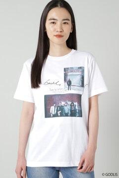 GODLISフォトプリントTシャツ