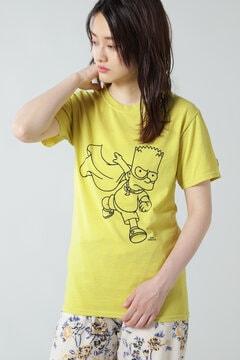 THE SIMPSONSプリントTシャツ
