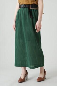 コンバットプリーツスカート