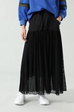 【先行予約 3月下旬-4月上旬入荷予定】チュールスカート