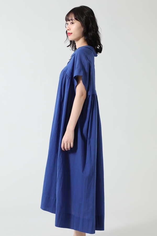 ロングカラードレス