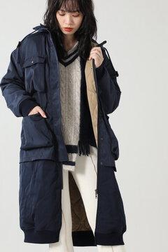【先行予約 11月中旬-11月下旬入荷予定】ロングコート