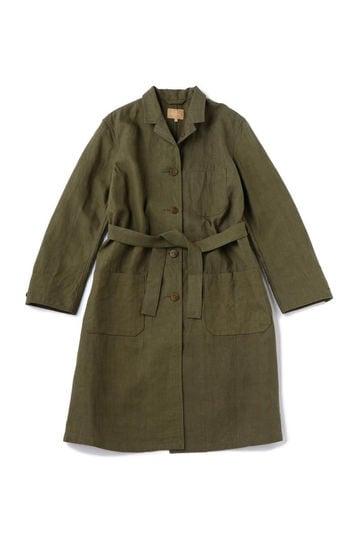 麻シングルコート