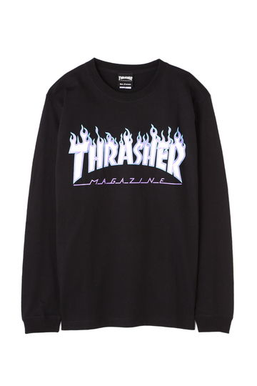 THRASHER ロングTシャツ