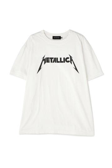 METALLICA ロゴTシャツ