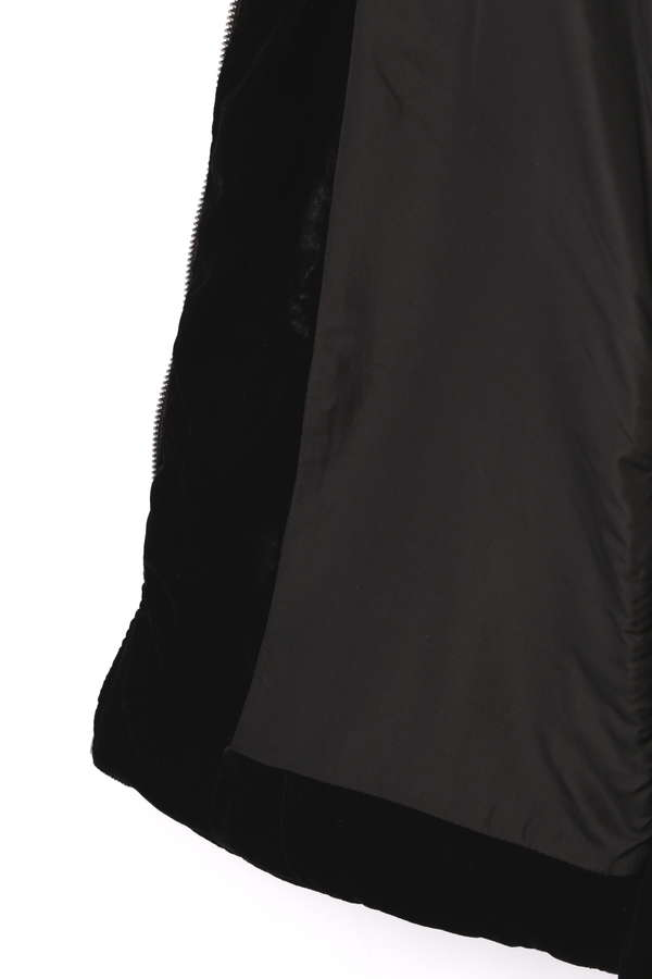 [GLITTER11月号掲載]BELAIR コート