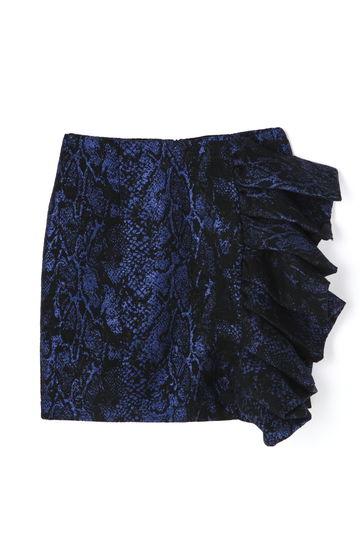 BELAIR ジャガードスカート
