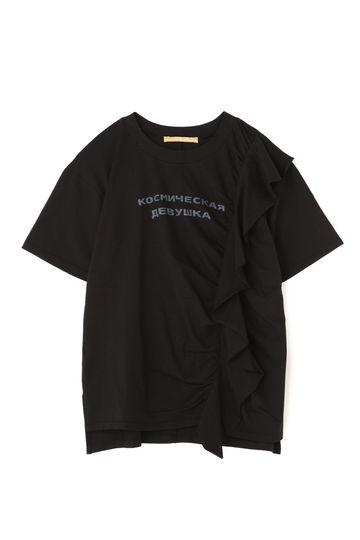 ロゴラッフルTシャツ