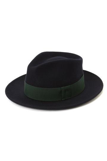 [美人百花12月号掲載]HATS & DREAMS マニッシュハット