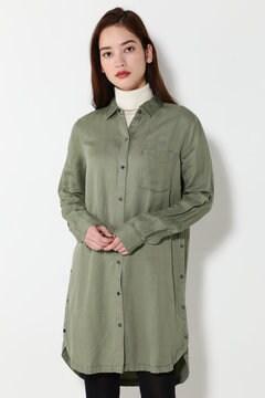 RAILS ミリタリーロングシャツ