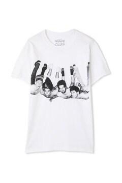 RHCPプリントTシャツ
