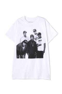 NWAモノクロTシャツ
