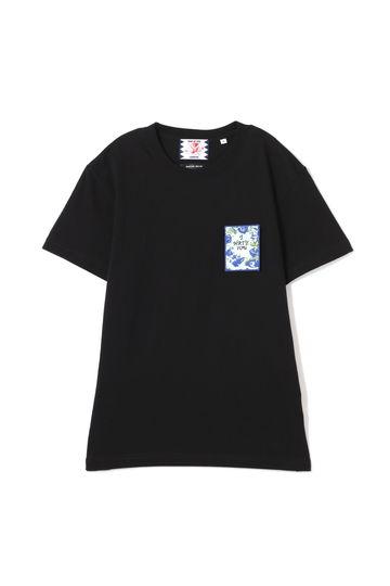 【WEB限定/ROSEBUD別注】ワンポイントTシャツ