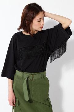 フリンジTシャツ