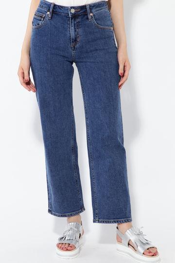 Calvin Klein Jeans ストレートワイドデニムパンツ