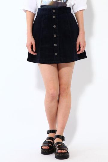 台形ミニスカート