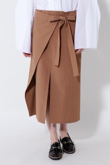 【WEB限定】ラップタイトスカート