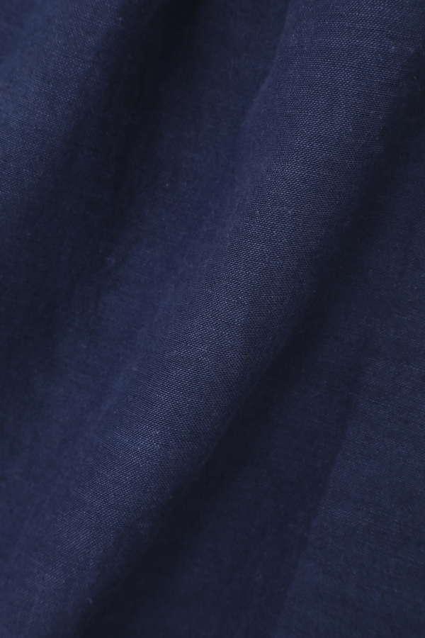 【先行予約 3月上旬入荷予定】ネイティブ刺繍シャツワンピース