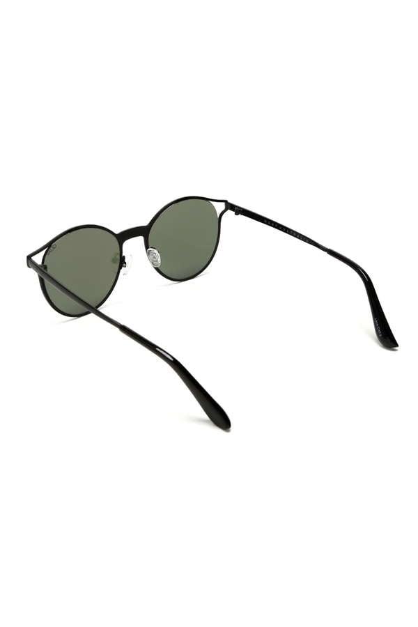 メタルフレームカラーサングラス