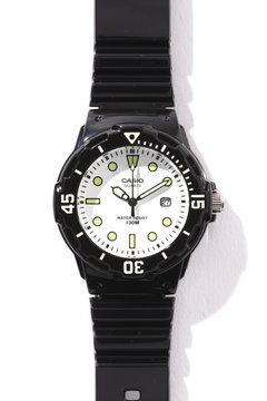 ブラックダイバールック腕時計