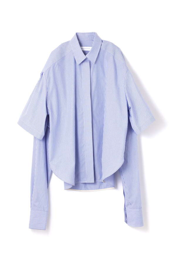 【WEB限定】マルチウェイダブルスリーブシャツ