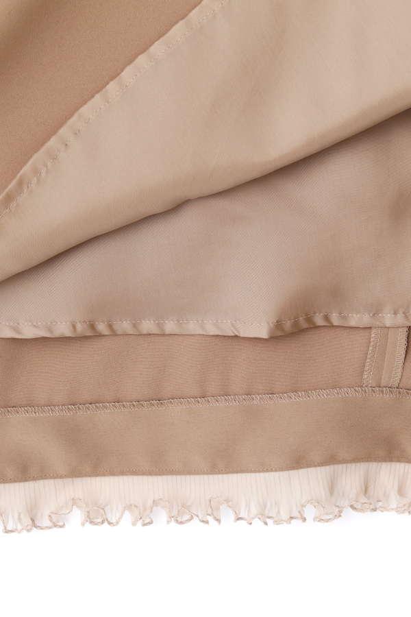 フレアアシメトリースカート