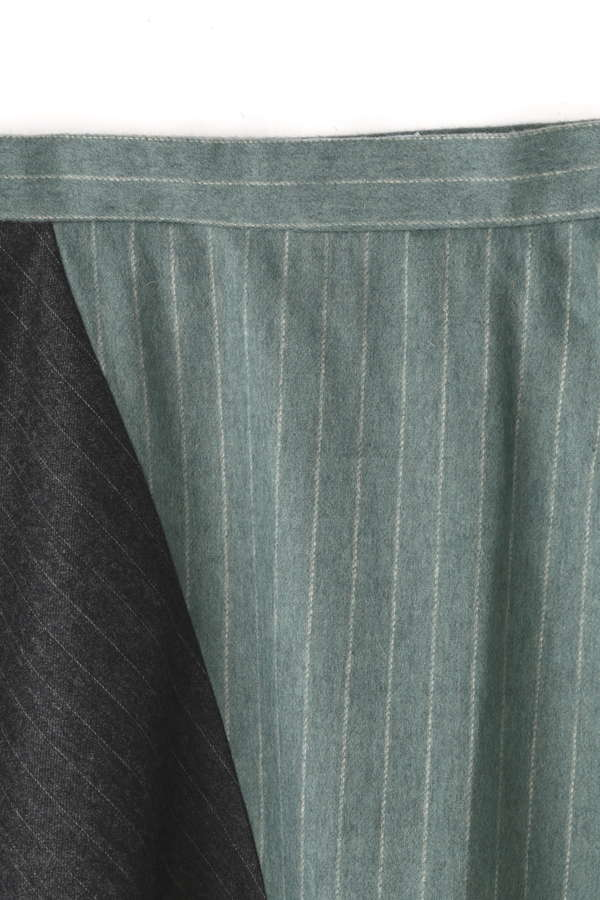 【WEB限定】ダブルストライプスカート