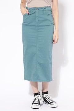 カラーペンシルスカート