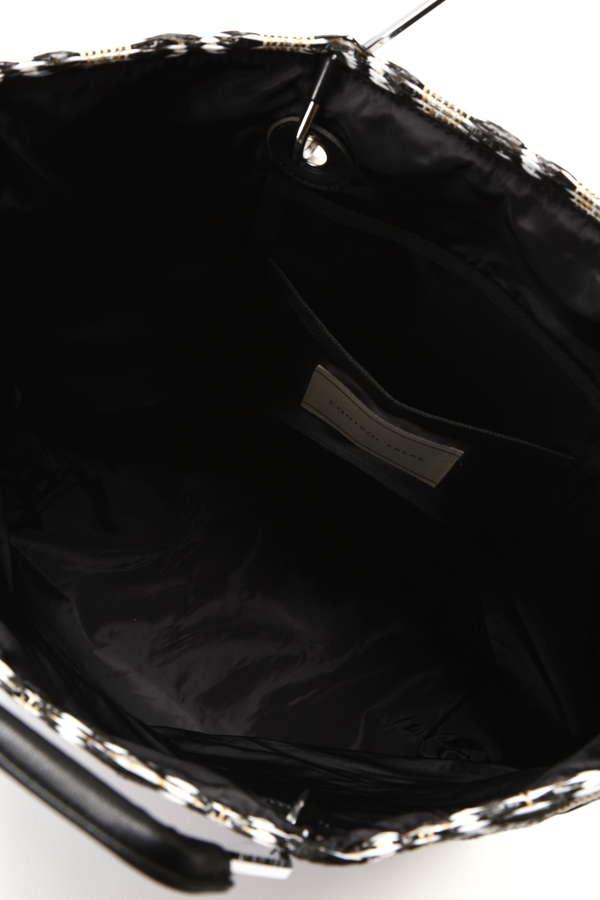 シート金属ハンドルトートバッグ
