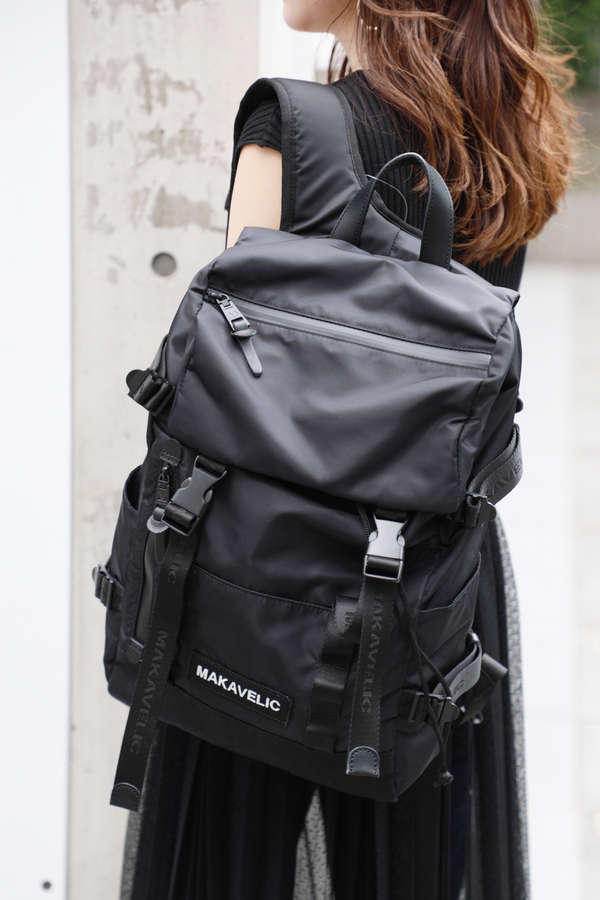 【ROSE BUD別注】MAKAVELIC バックパック