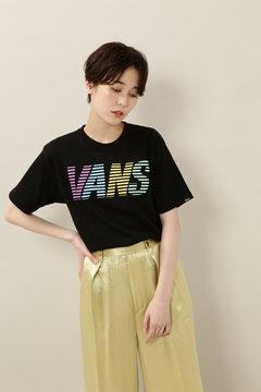 ヴァンズロゴプリントTシャツ