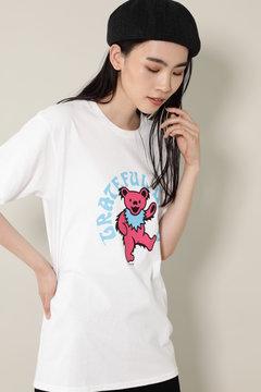 GRATFUL DEADプリントTシャツ