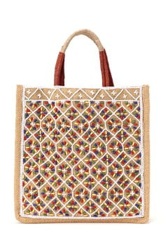 Poly Beads Tote