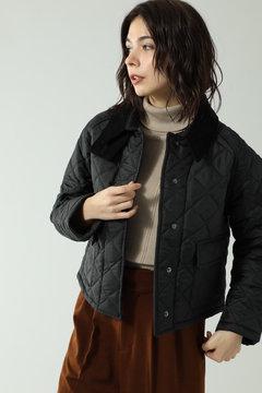 <ROSE BUD EXCLUSIVE>キルティングジャケット
