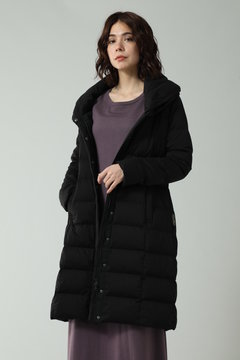 Two Piece Collar Long Coat