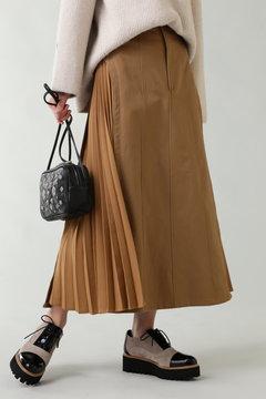 異素材MIXスカート