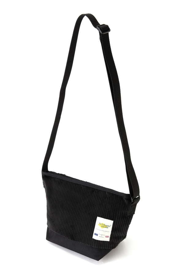 【ROSE BUD EXCLUSIVE】Brisbane Moss Fabric Casual Messenger Bag JR