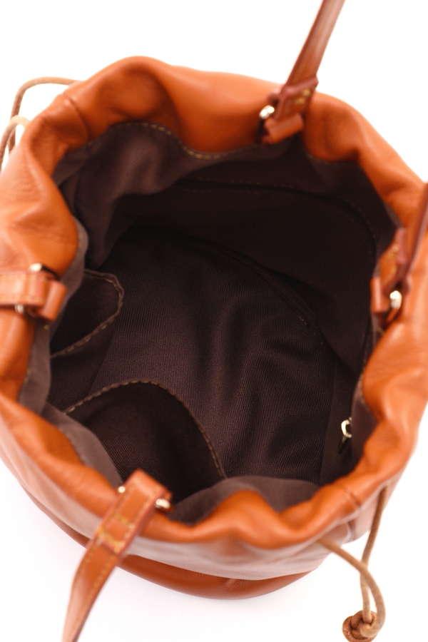 巾着ショルダーバッグ