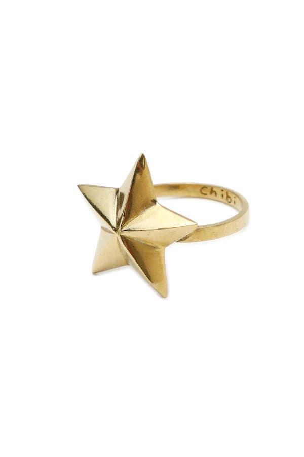 スターパワーリングStar Power Ring (Gold)