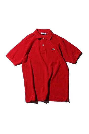 (LACOSTE)半袖ポロシャツ