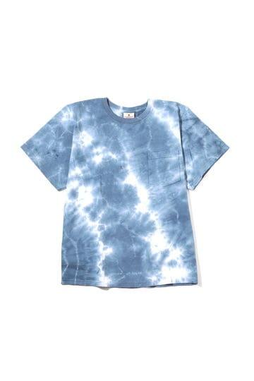 メンズタイダイTシャツ