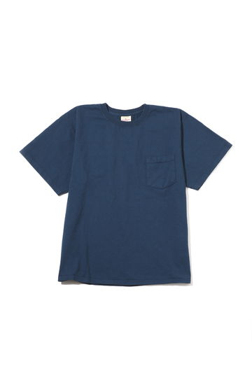 メンズ胸ポケットTシャツ